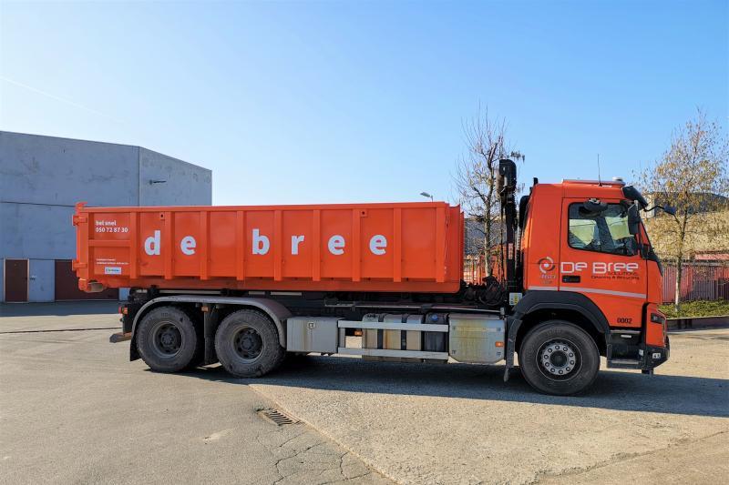 De Bree Solutions | Verhuur afzetcontainers