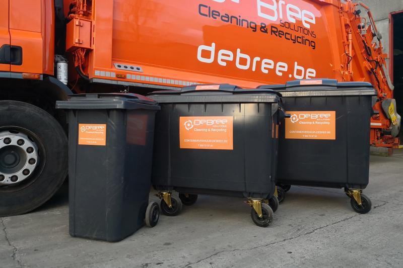 De Bree Solutions | Verhuur rolcontainers